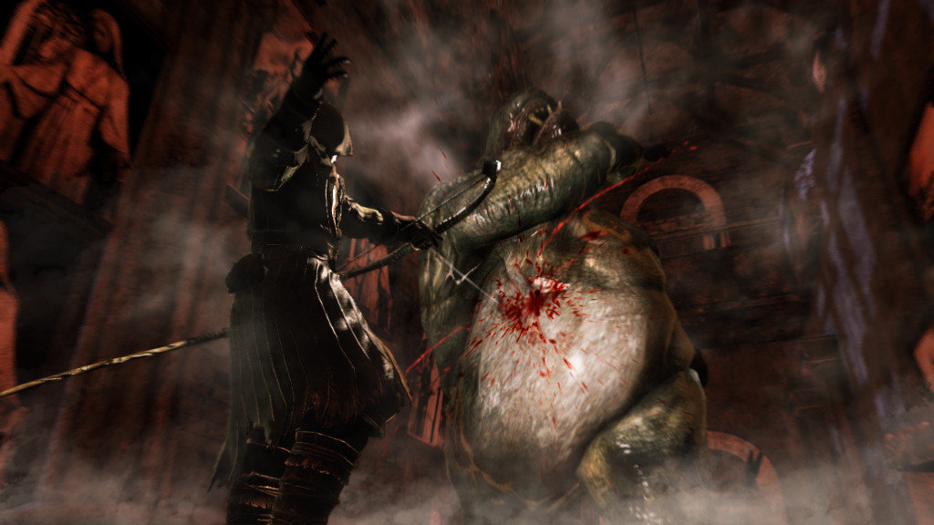 Dark Souls Ii Final Review The Trouble With Sequels: Playstation 3: Namco Bandai