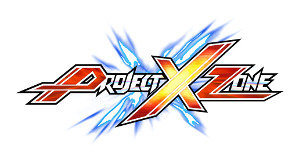 Project X Zone game logo