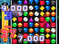 Over 90 challenges in Bejeweled Twist