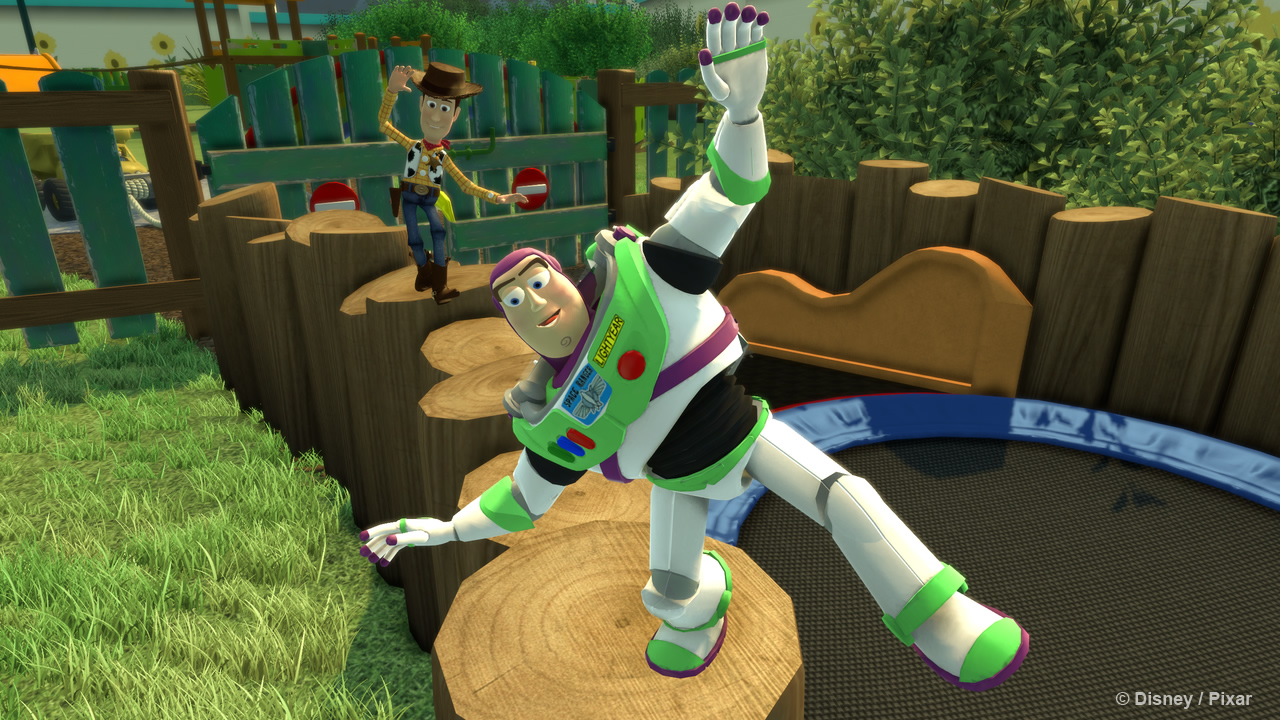 Kinect rush a disney pixar adventure xbox 360 amazon co uk pc