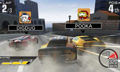 Amazon Com Ridge Racer 3d Nintendo 3ds Video Games
