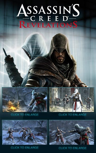Assassin's Creed Revelations Release Date