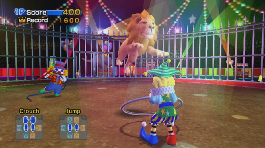 Amazon Com Active Life Magical Carnival Nintendo Wii