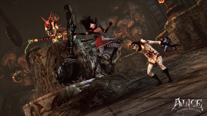 Amazoncom Alice Madness Returns - Xbox 360 Electronic Arts Video Games-8983