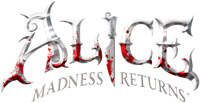 Alice: Madness Returns game logo