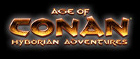 'Age of Conan: Hyborian Adventures' game logo