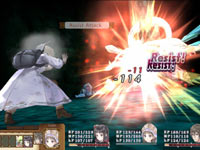 The Assist System used during combat in Atelier Totori: The Adventurer of Arland