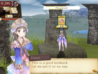 Discovering a hidden landmark in Atelier Totori: The Adventurer of Arland