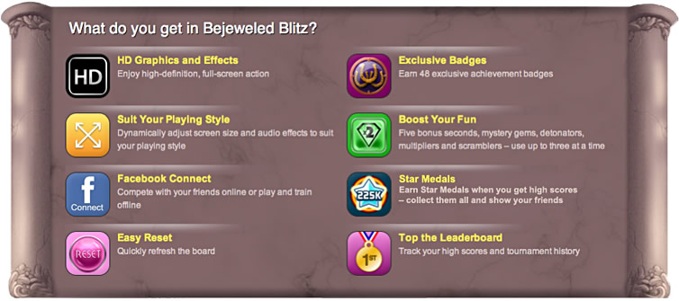 Amazon com: Bejeweled Blitz: Electronics