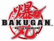 'Bakugan: Battle Brawlers' game logo