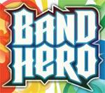 Band Hero game logo
