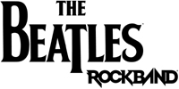 The Beatles: Rock Band game logo