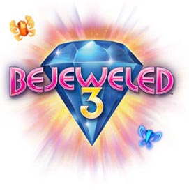 Bejeweled 3 game logo