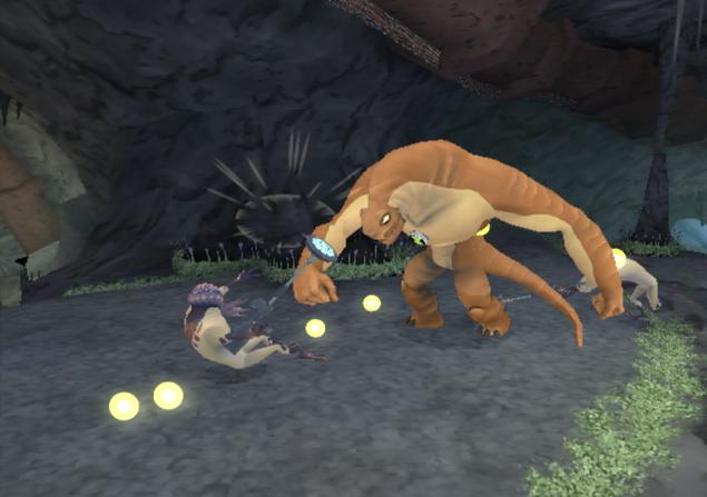Humungousaur From Ben 10 Alien Force