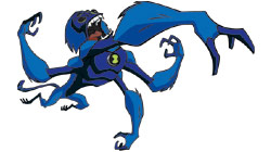 Spidermonkey from 'Ben 10: Alien Force'