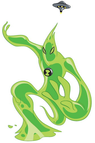 Ben 10 Alien Force - Nintendo DS