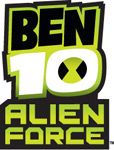 'Ben 10: Alien Force' game logo