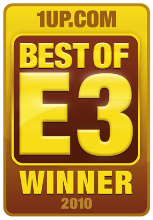 Dragon Quest IX: Sentinels of the Starry Sky 1UP Best DS Game of E3 Winner