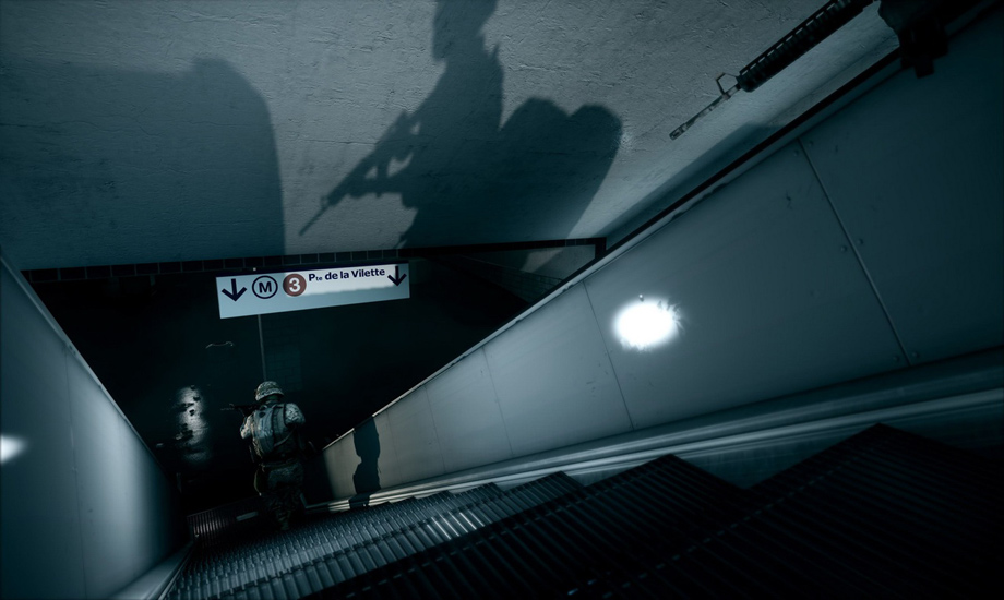 Бета Battlefield 3 будет сильно отличаться альфа версии.