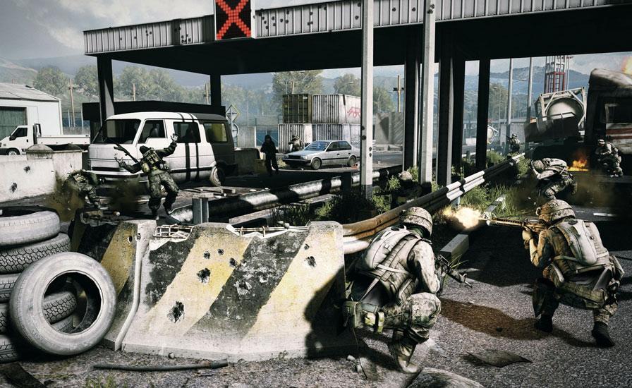Battlefield 3 Wars