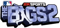 'The Bigs 2' game logo