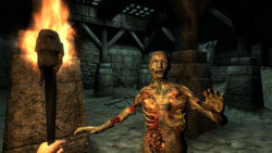 Zombie creature from 'The Elder Scrolls IV: Oblivion'