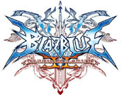 BlazBlue Continuum Shift II game logo