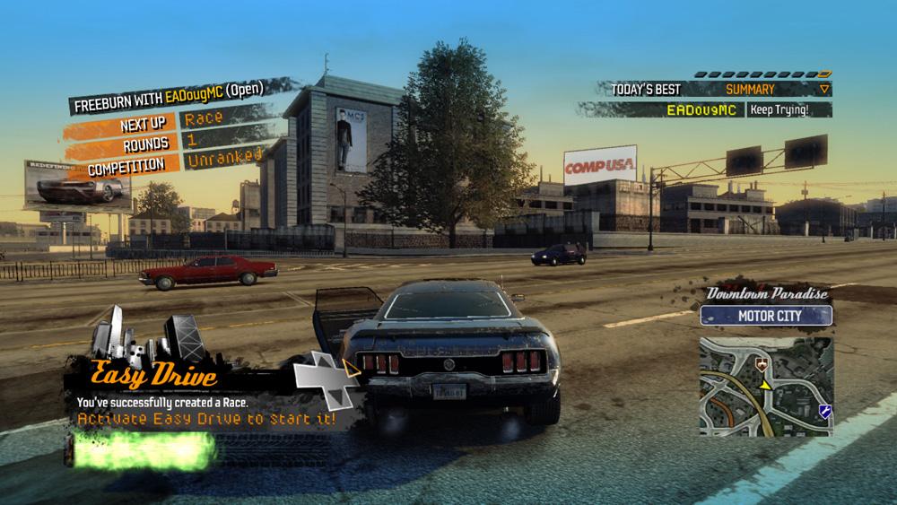 Amazon com: Burnout Paradise - Xbox 360: Artist Not Provided