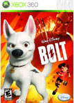 'Walt Disney's Bolt' box for Xbox 360