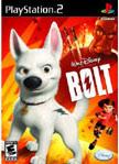 'Walt Disney's Bolt' box for PS2