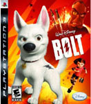 'Walt Disney's Bolt' box for PS3