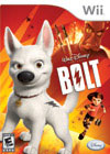 'Walt Disney's Bolt' box for Wii