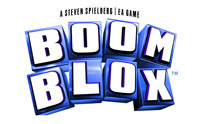 'Boom Blox' game logo