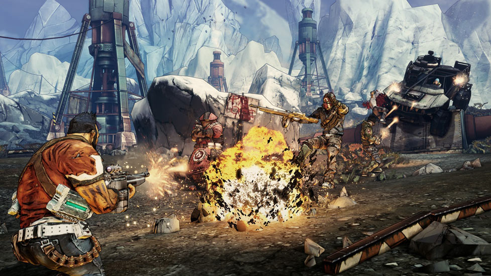 Amazon com: Borderlands 2 - PC: Video Games
