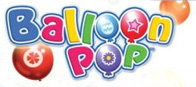 Balloon Pop game logo
