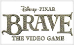 Brave: The Video Game game logo