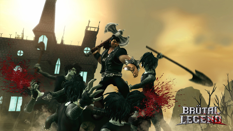 Amazon.com: Brutal Legend: Playstation 3: Artist Not Provided: Video