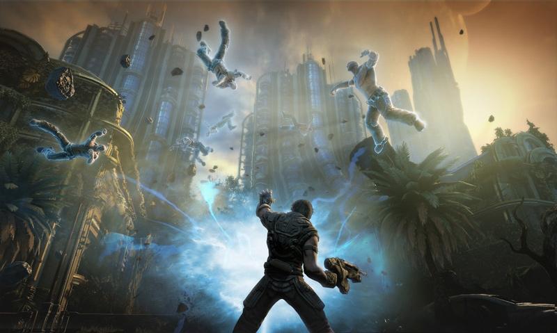 Amazon.com: Bulletstorm - Playstation 3: Video Games