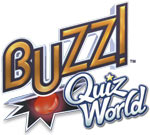 Buzz! Quiz World game logo
