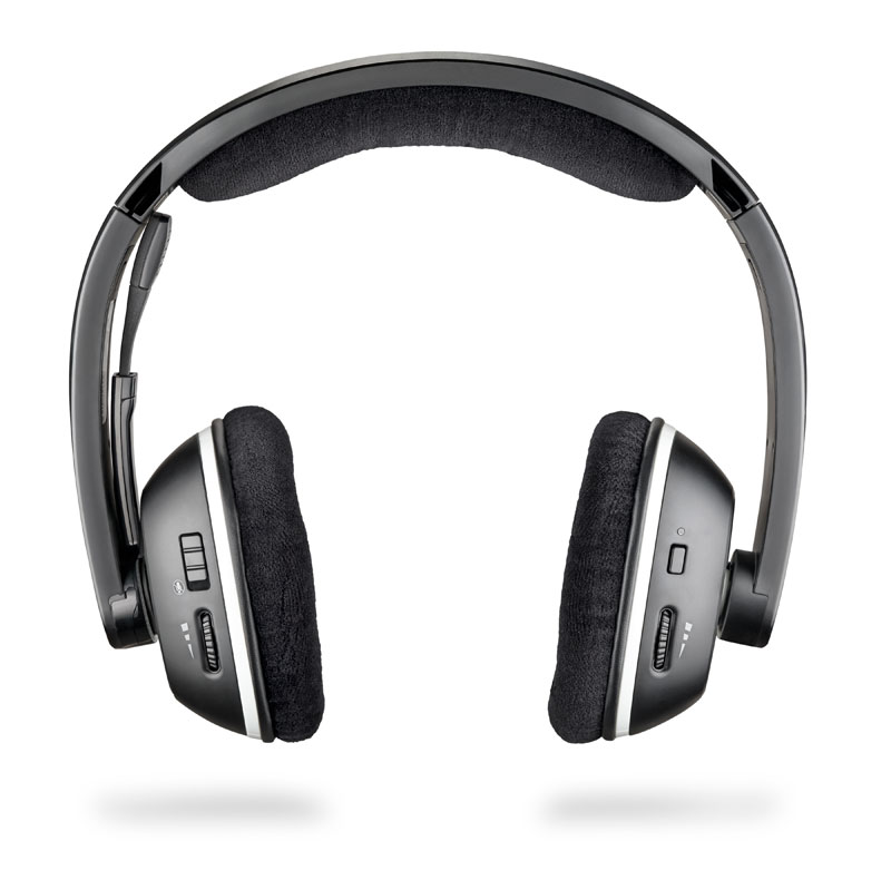 Plantronics GameCom X95 Wireless Stereo Gaming Headset for Xbox 360