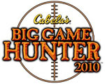 'Cabela's Big Game Hunter 2010' game logo