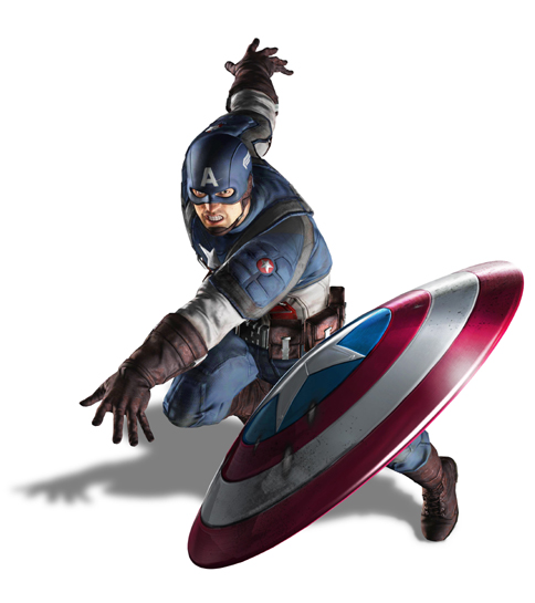 Amazon.com: Captain America: Super Soldier - Nintendo Wii: Video Games