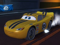 Extreme customization options in Cars Race-O-Rama