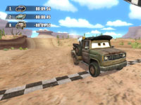 New racing worlds in Cars Race-O-Rama