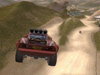 Mini-game off-road in Cars Race-O-Rama