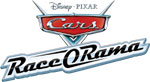 Cars Race-O-Rama game logo