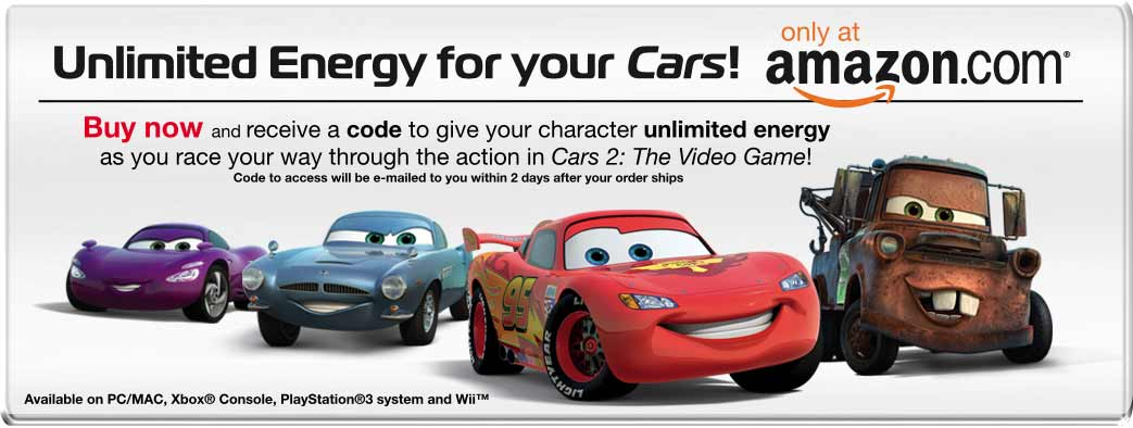 Buy Now and receive a code to give your character Unlimited Energy