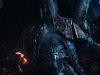 Gabriel Belmont strutting his stuff in Castlevania: Lords of Shadow 2