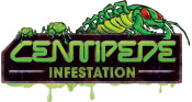 Centipede: Infestation 12 game logo