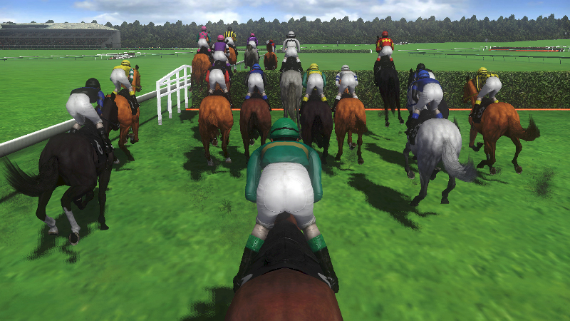 Horse Race Specialty Game - Review and Free Online Game